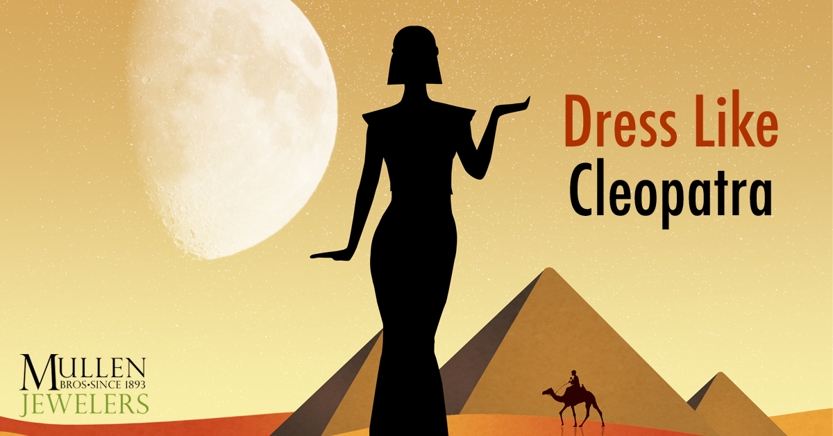 How to Dress Like Cleopatra for Halloween