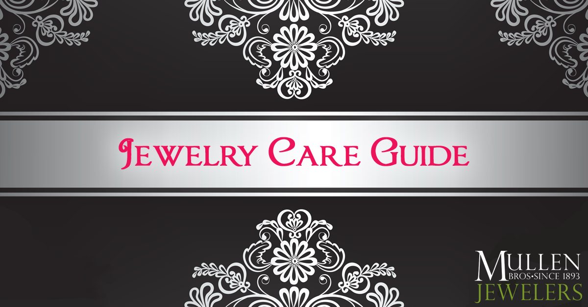Basic Jewelry Care Guide