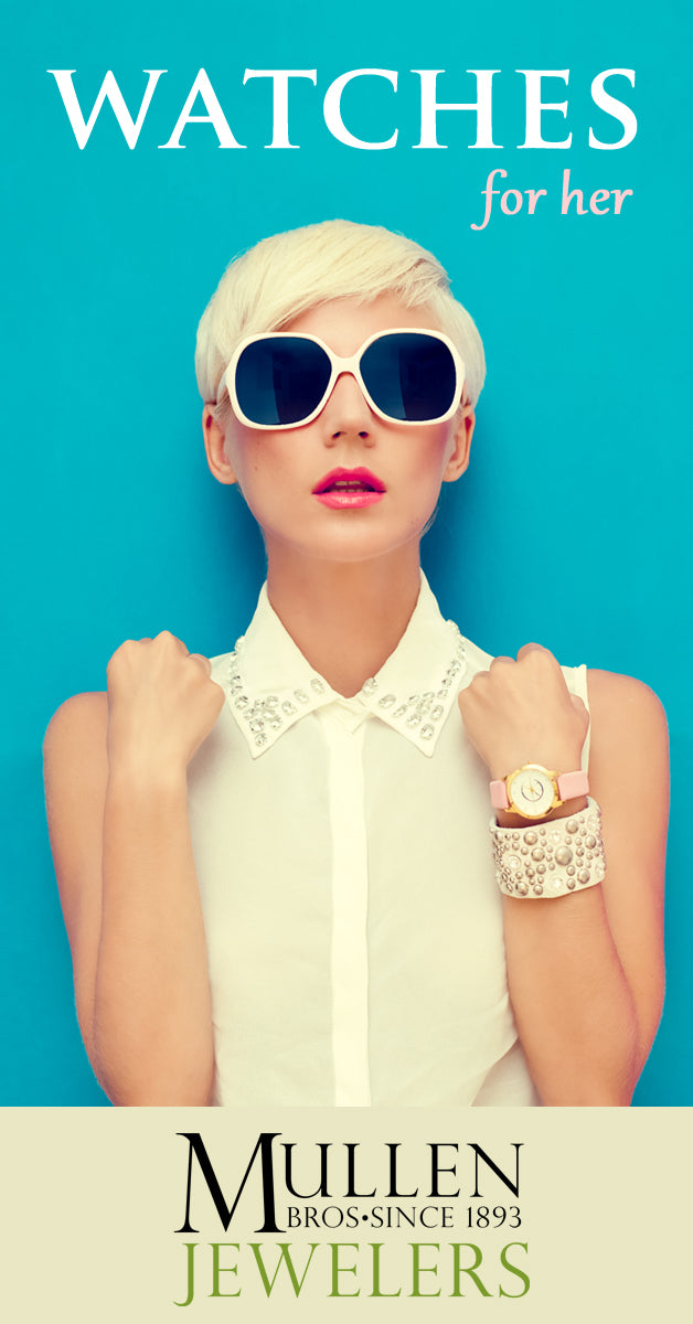 Timely Fashion Wearing Watches with Style