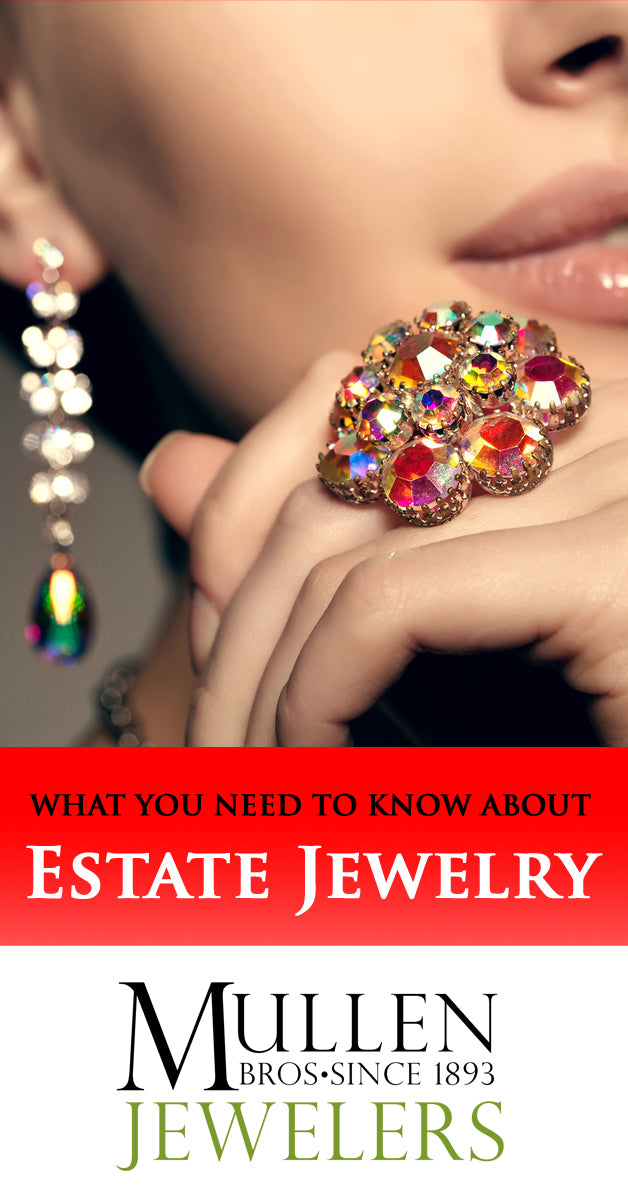 Everything You Need to Know about Estate Jewelry