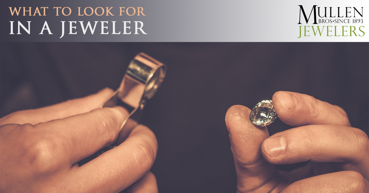 What to Look for In a Jeweler