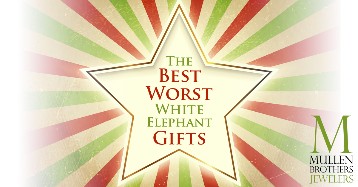 "The Best ""Worst"" White Elephant Gifts"
