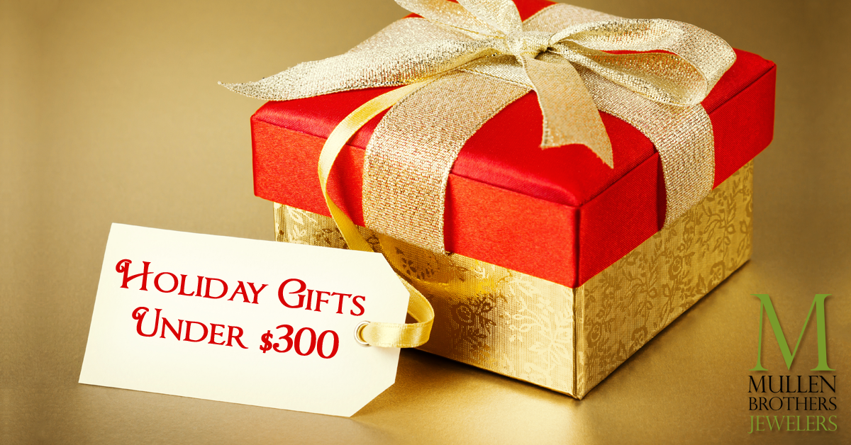 Holiday Gifts under $300