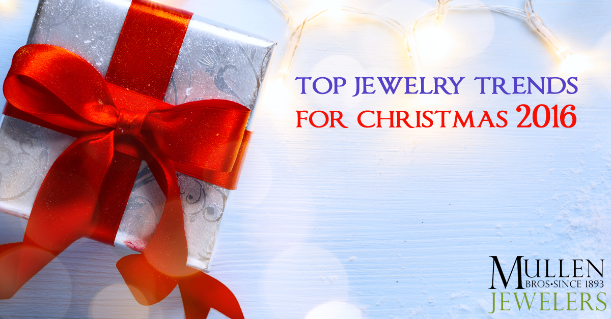 Top Christmas Jewelry Trends 2016