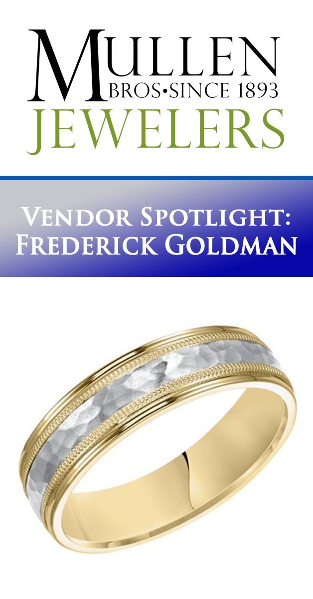 Vendor Spotlight Frederick Goldman