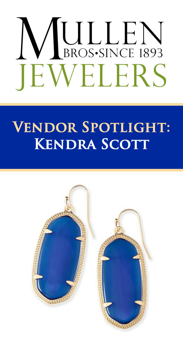 Vendor Spotlight Kendra Scott