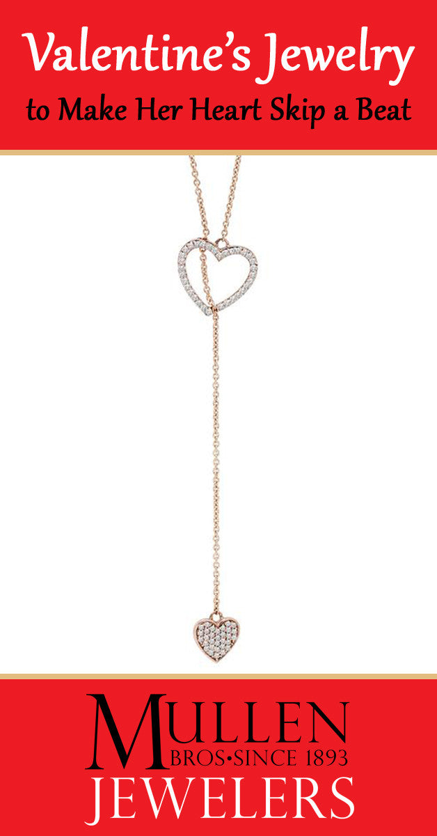 Top 10 Valentine's Day Jewelry Gift Ideas