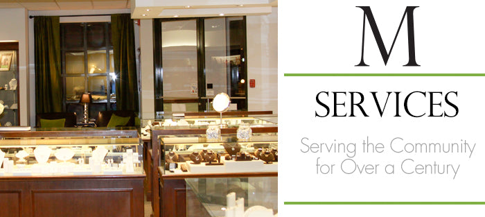 Services at Mullen Jewelers
