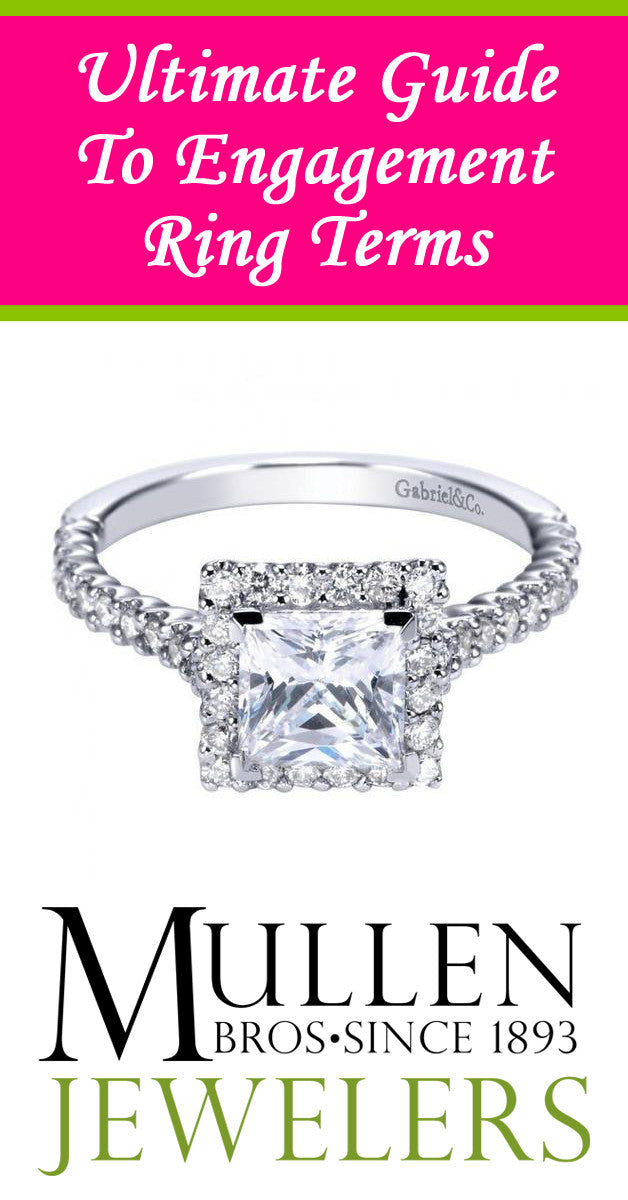 The Ultimate Guide to Engagement Ring Terms