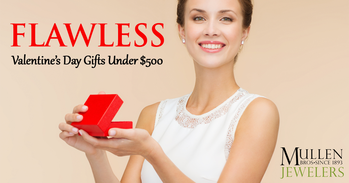 Flawless Valentine's Day Gifts Under $500