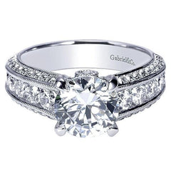 Diamond Engagement Rings that Look Like They Cost a Million Bucks But They Don't!