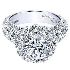 Diamond Engagement Rings that Look Like a Million Bucks But Don't Cost It!