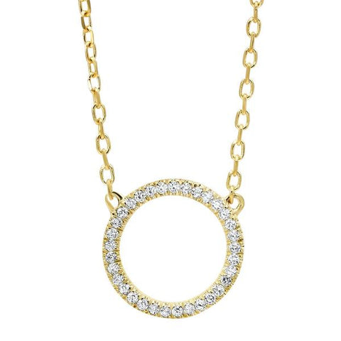 Summer Jewelry Trends - Yellow Gold