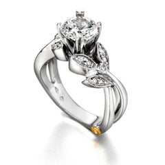 Mark Schneider Engagement Ring