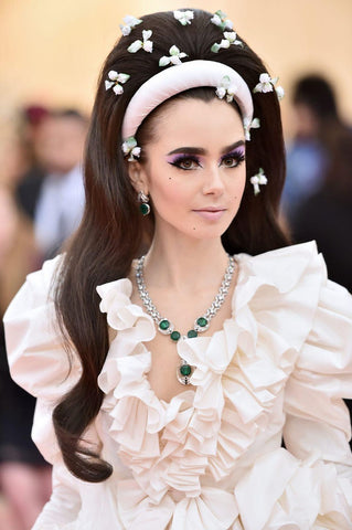 Our Favorite 2019 Met Gala Looks - Lily Collins