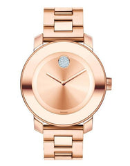 Rose Gold Movado Watch
