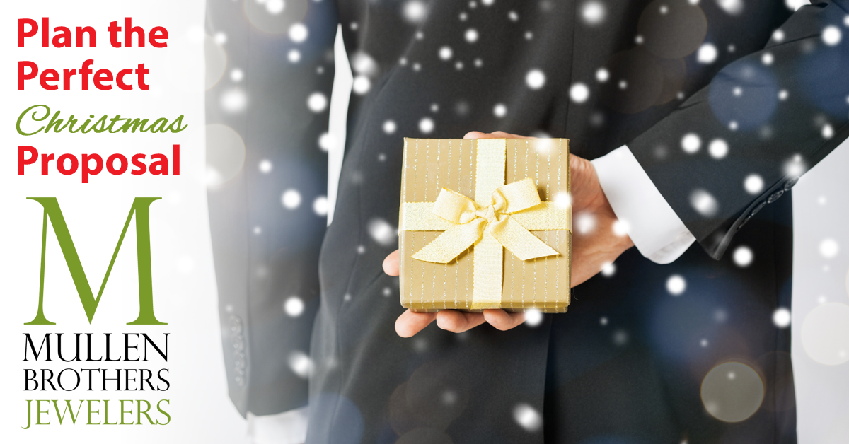 Plan the Perfect Christmas Proposal