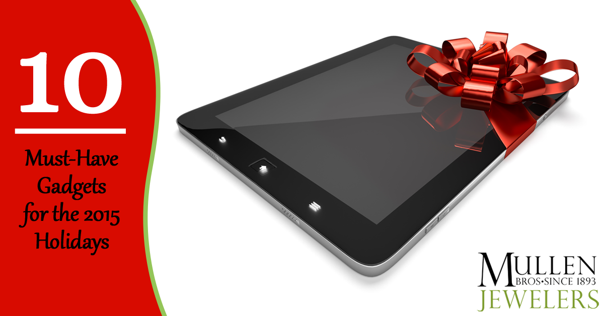 The Top 10 Tech Gifts for Christmas 2015