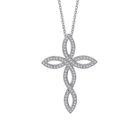 Heavenly Jewelry Met Gala 2018 Cross Necklace