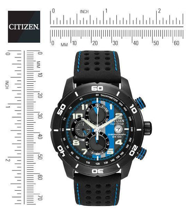 Citizen Eco-Drive Men's Primo Chronograph Watch