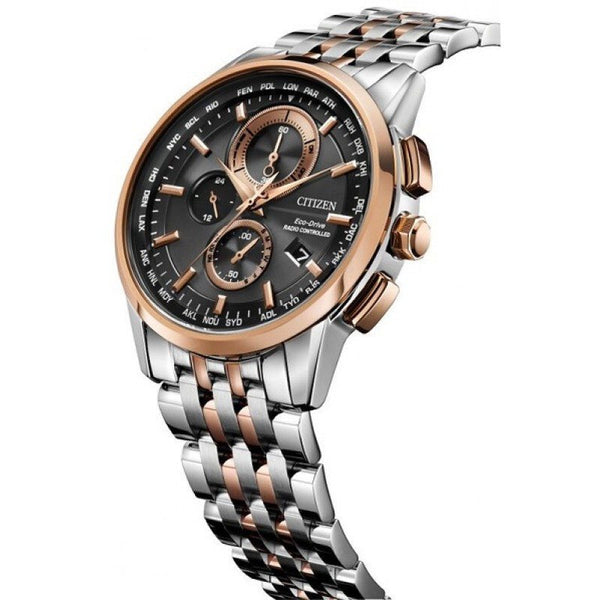 Citizen Eco Drive Men S World Chronograph A T Watch