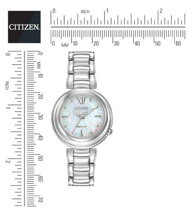 Citizen Eco-Drive Women's Citizen L Sunrise Watch