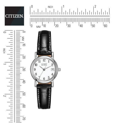 Citizen Eco-Drive Women's Classic Strap Watch