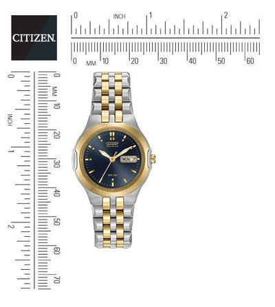 Citizen Eco-Drive Women's Corso Two-Tone Watch
