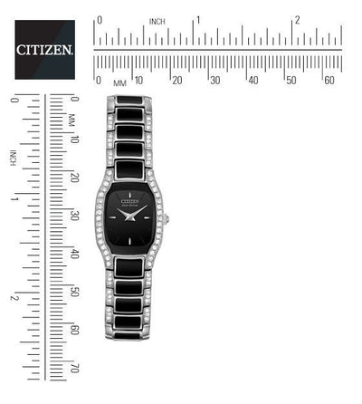 Citizen Eco-Drive Women's Normandie Two-Tone Watch