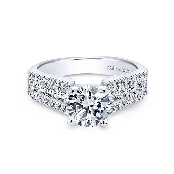 7581b2ec8ddc1 Unique Engagement Rings - Mullen Jewelers