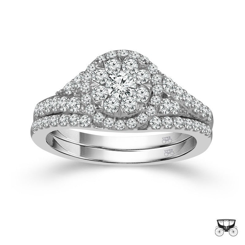 Affordable Diamond Engagement Rings Under 3 000 Mullen Jewelers