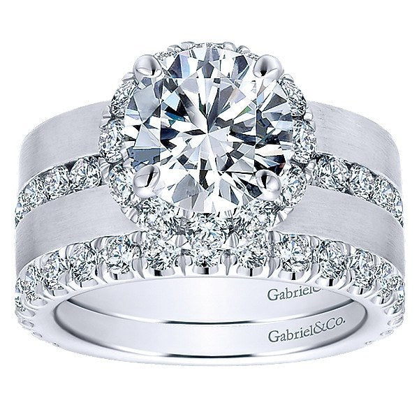 setting rings jewelry in diamond diamondland gold ring ringfinder white