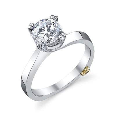 ENGAGEMENT - Mark Schneider Beloved 1cttw Solitaire Diamond Engagement Ring