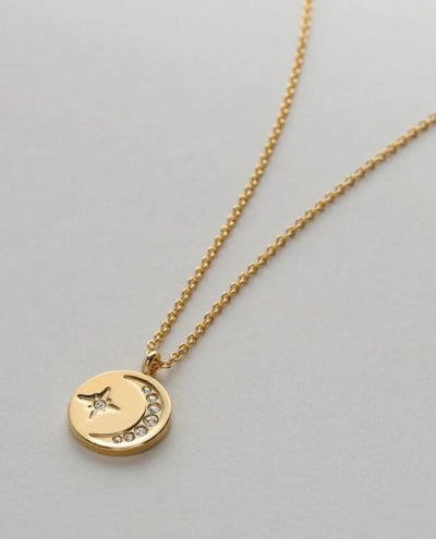 NECKLACES - Better Together Yellow Gold Finish 18 Inch Necklace