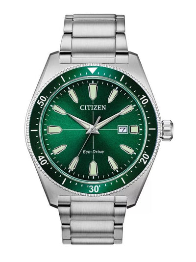 Watches - Citizen Brycen Eco-Drive Men's Calendrier Chronograph Watch