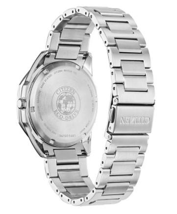 Watches - Citizen Corso Men's Silver Tone Stainless Steel Watch