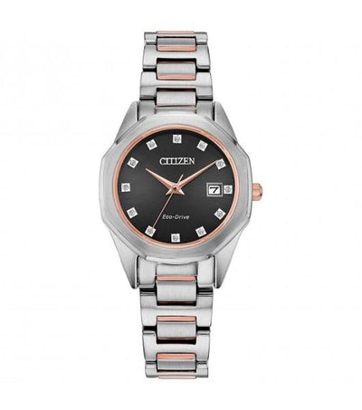 Citizen Eco-Drive Corso Women's Two-Tone Watch