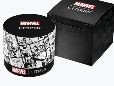Citizen Eco-Drive Marvel Black Panther Men's Watch