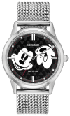 Watches - Citizen Eco-Drive Mickey Mouse Unisex Watch With Stainless Steel Strap