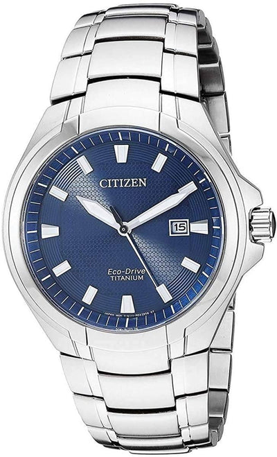 Citizen Eco-Drive Paradigm Men's Titanium Watch