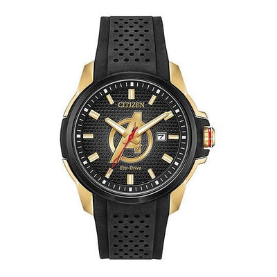 Watches - Citizen Eco-Drove Avengers Men's Stainless Steel Watch