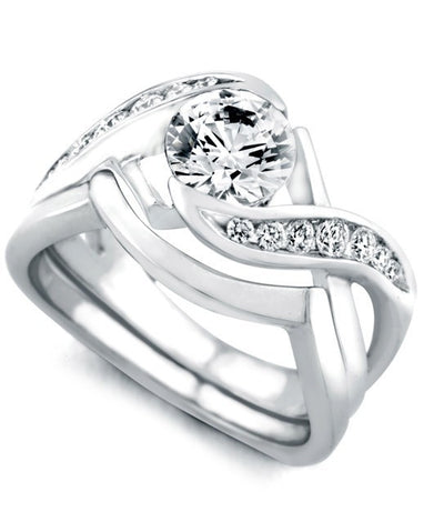 WEDDING - Mark Schneider Soulmate Contoured Wedding Band