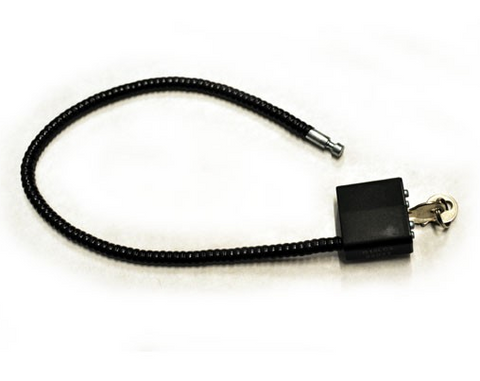 Locking Cable By Head Rush Technologies Ropes Park Equipment