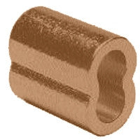 Swage Sleeve - Copper