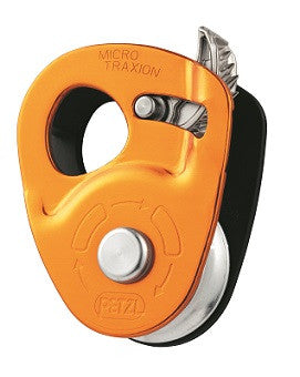 Micro Traxion by Petzl