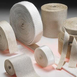 Silica Woven Tape - By the Roll