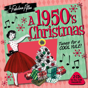 CD: The Fabulous Fifties - A 1950s Christmas