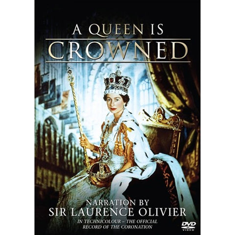 A Queen Is Crowned - DVD