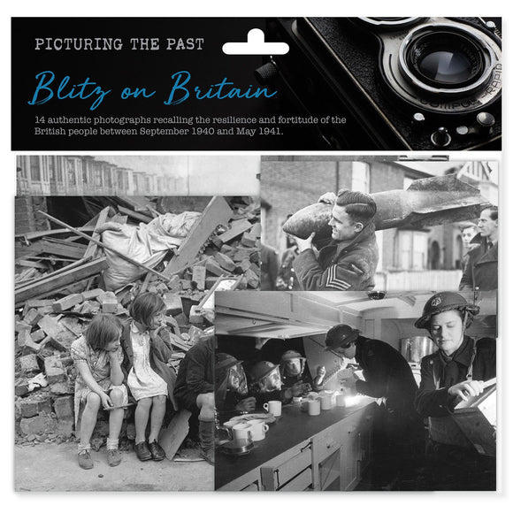 PICTURING THE PAST: Blitz on Britain