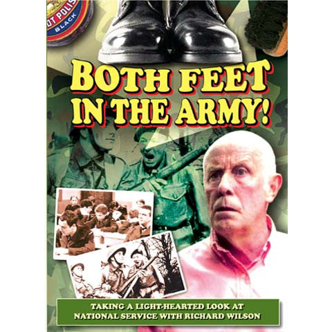 Both Feet In The Army - DVD